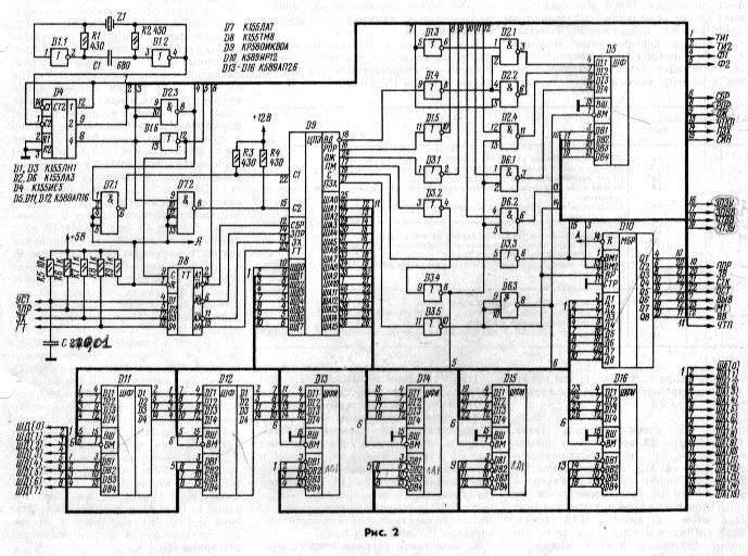 """Откройте  """"Радио """" (простите ни номера ни года не помню) с вводной статьей-описанием самодельного компьютера Микро-80."""